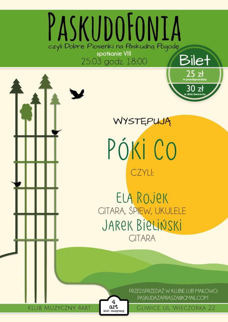 koncert zespołu Póki Co